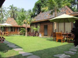 Cempaka Villa, hotel in Borobudur