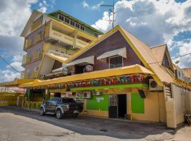 Hotel Perola, hotel em Paramaribo