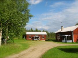 Ellis Gården, country house in Vemhån