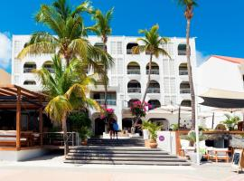 Holland House Beach Hotel, hotel in Philipsburg