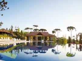 Surya-Pan Hotel Refúgio, hotel perto de Museu Felícia Leirner, Campos do Jordão