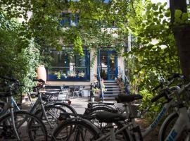 Solar Hotel, hotel a Parigi, 14° arrondissement