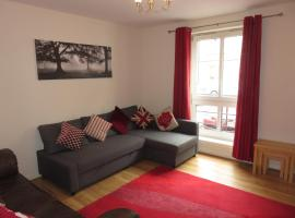 Waverley Park Apartment, hotel near Palace of Holyrood House, Edinburgh