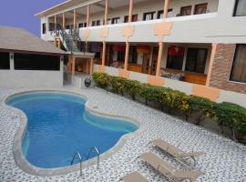 Hotel Garant & Suites, отель в городе Бока-Чика