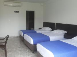 Hotel Bucare, hotel in Yopal