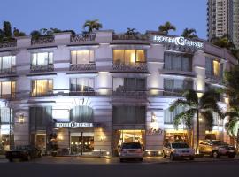 Hotel Celeste, отель в Маниле