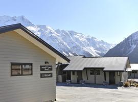 Aoraki Court Motel, motel in Mount Cook Village