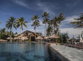 Aroma Beach Resort and Spa, spa hotel in Mui Ne