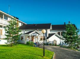HELIOPARK Eco & Spa Medical Karelia, hotel in Martsialnye Vody