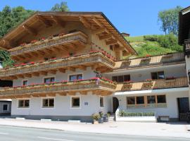 Pension Michael, Budget-Hotel in Saalbach-Hinterglemm