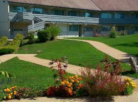 Hotel Campanile Besançon Nord Ecole Valentin, hôtel à Besançon