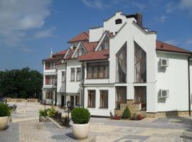 Гостиница АльГрадо, отель в Кисловодске