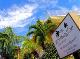 Worthington All Male Guesthouse, hotel in Fort Lauderdale Beach, Fort Lauderdale