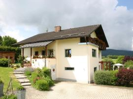 Pension Hoisl, Hotel in Schönberg