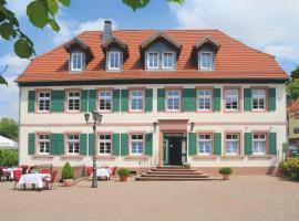 Hotel Restaurant Ölmühle, хотел в Ландщул