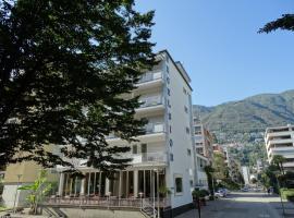 Hotel Excelsior, hotel in Locarno