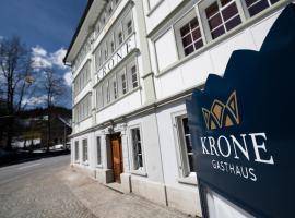 Gasthaus Krone Speicher Boutique-Hotel, hotel in Speicher