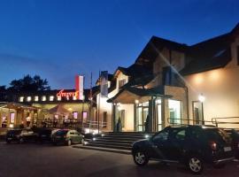 Hotel Impressa – hotel w mieście Niedrzwica Duża