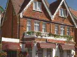 Kingsley Hotel, hotel near Boscombe Beach, Bournemouth