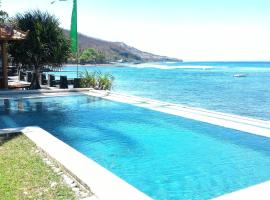 Amarta Beach Cottages, hotel in Candidasa