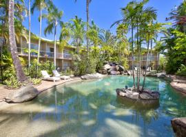 Cairns Rainbow Resort, hotel in Cairns