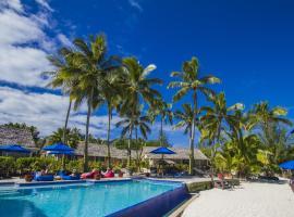Manuia Beach Resort, hotel in Rarotonga