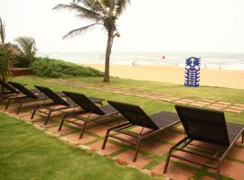 Chalston Beach Resort, hotel in Calangute