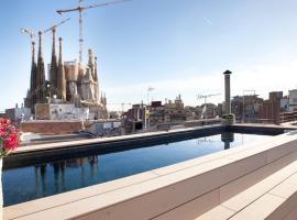 Enjoybcn Gaudi Apartments, apartment in Barcelona