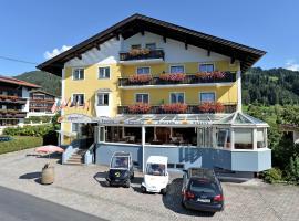 Hotel Alpenhof, hotel in Westendorf