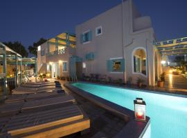 Villa Rose, hotel in Fira
