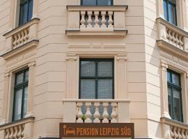Pension-Leipzig-Süd, guest house in Leipzig