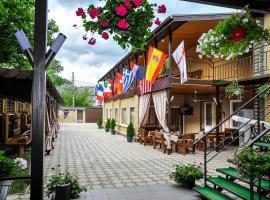 Katrin Hotel, отель в Бердянске