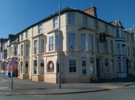The Victoria Hotel, hotel near Criccieth Castle, Pwllheli