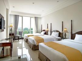 The Sahira Hotel, hotel in Bogor