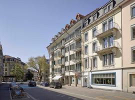 Sorell Hotel Arabelle, отель в Берне