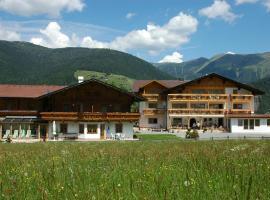 Alpenhof Wolayersee, hotel in Birnbaum