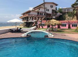 Hotel La Posada, hotel in Manzanillo