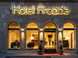 Arcade Hotel, accessible hotel in Wuppertal