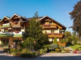 Garten - Hotel Sallerhof, Hotel in Salzburg