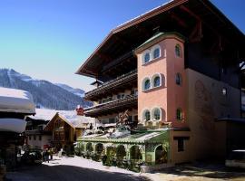 Boutique-Hotel Bauer, hotel in Saalbach-Hinterglemm