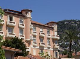 Hotel Provencal, hotel in Villefranche-sur-Mer