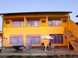 Pouso do Sopé, pet-friendly hotel in Paraty