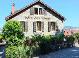 Hôtel du Château, hôtel à Annecy près de: Tribunal de grande instance d'Annecy