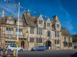 The Talbot Hotel, Oundle , Near Peterborough, hotel in Oundle