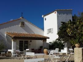 Cacharel、サントマリー・ド・ラメールのホテル