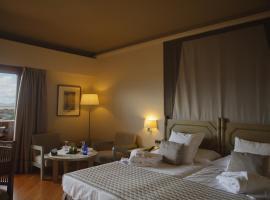 Parador de Segovia, hotel in Segovia