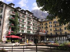G. Hotel Des Alpes (Classic since 1912), hotel in San Martino di Castrozza