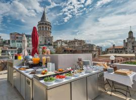 The Galataport Hotel, hotel in Istanbul