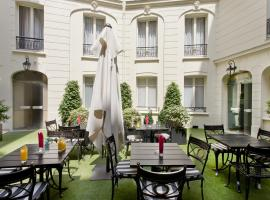 Elysees Apartments, serviced apartment in Paris
