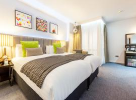 Mercure London Paddington Hotel, hotel in Paddington, London